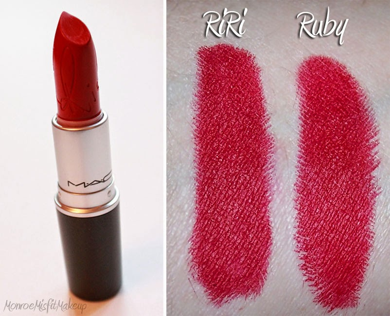 Monroe Misfit Makeup | Beauty Blog: Giveaway! MAC RiRi Woo ...