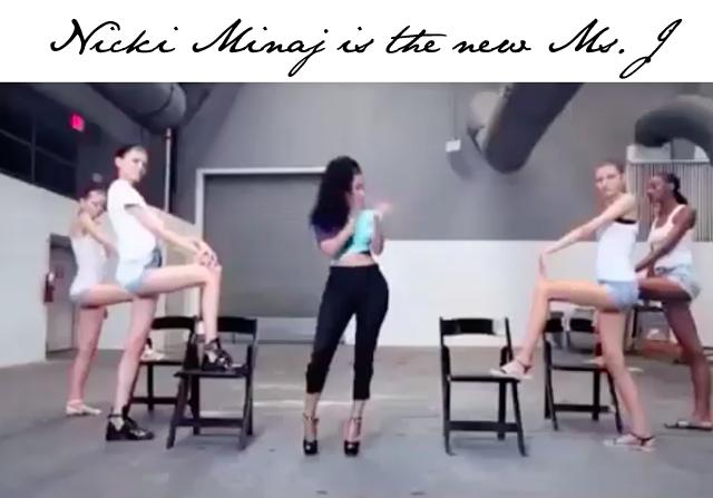 Alexander Wang Nicki Minaj