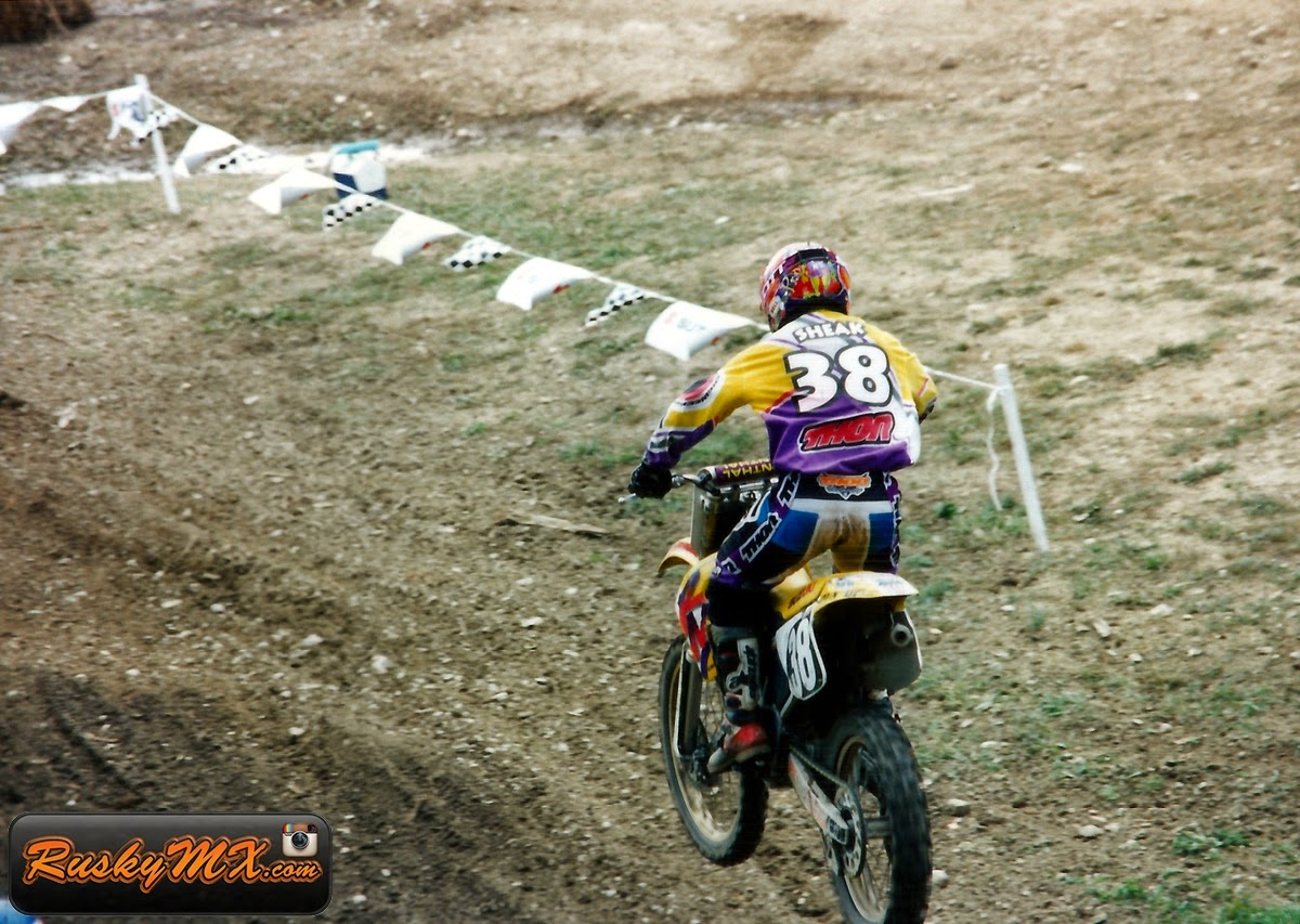 Scott Sheak Broome Tioga 1995