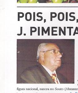 FIGURA NACIONAL NASCEU NO SOUTO, na entrevista n` ABARCA, a pedido do Mário Rui Fonseca