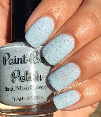 Paint Box Polish Won't The Muggles See Us?