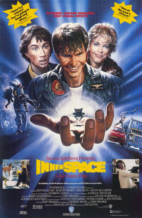Innerspace dick anger