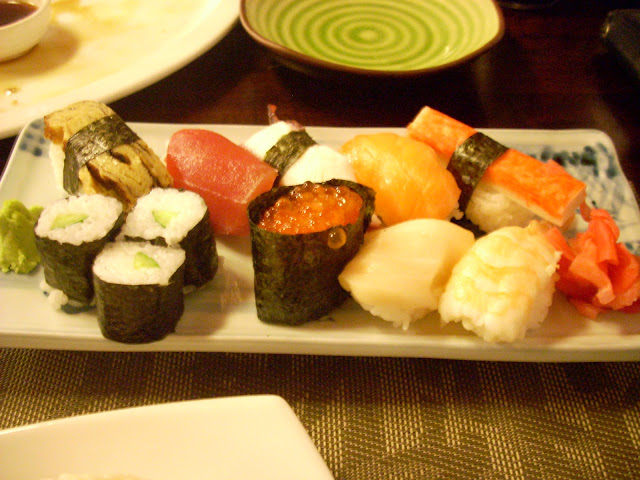 &quot;Ume&quot; Sushi