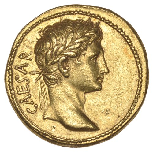 Caesar gold coin expected to sell for 350000 lunaticg coin augustus caesar freerunsca Images