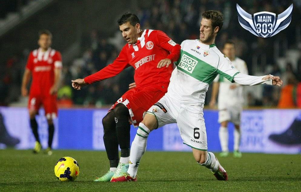 Prediksi Sevilla vs Elche 19 Mei 2014