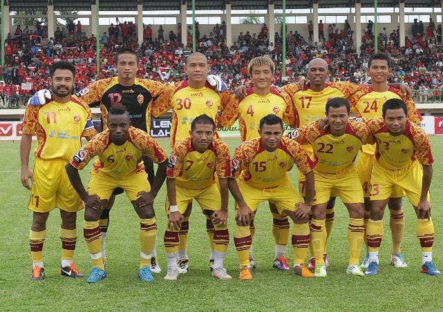 Prediksi Skor Gresik United vs Sriwijaya ISL 10 Juni 2012