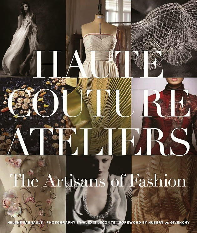 Mix and chic book review haute couture ateliers the