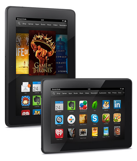"TODAY ONLY!: Get $100 off Kindle Fire HDX 7"" 4G LTE from Amazon!"