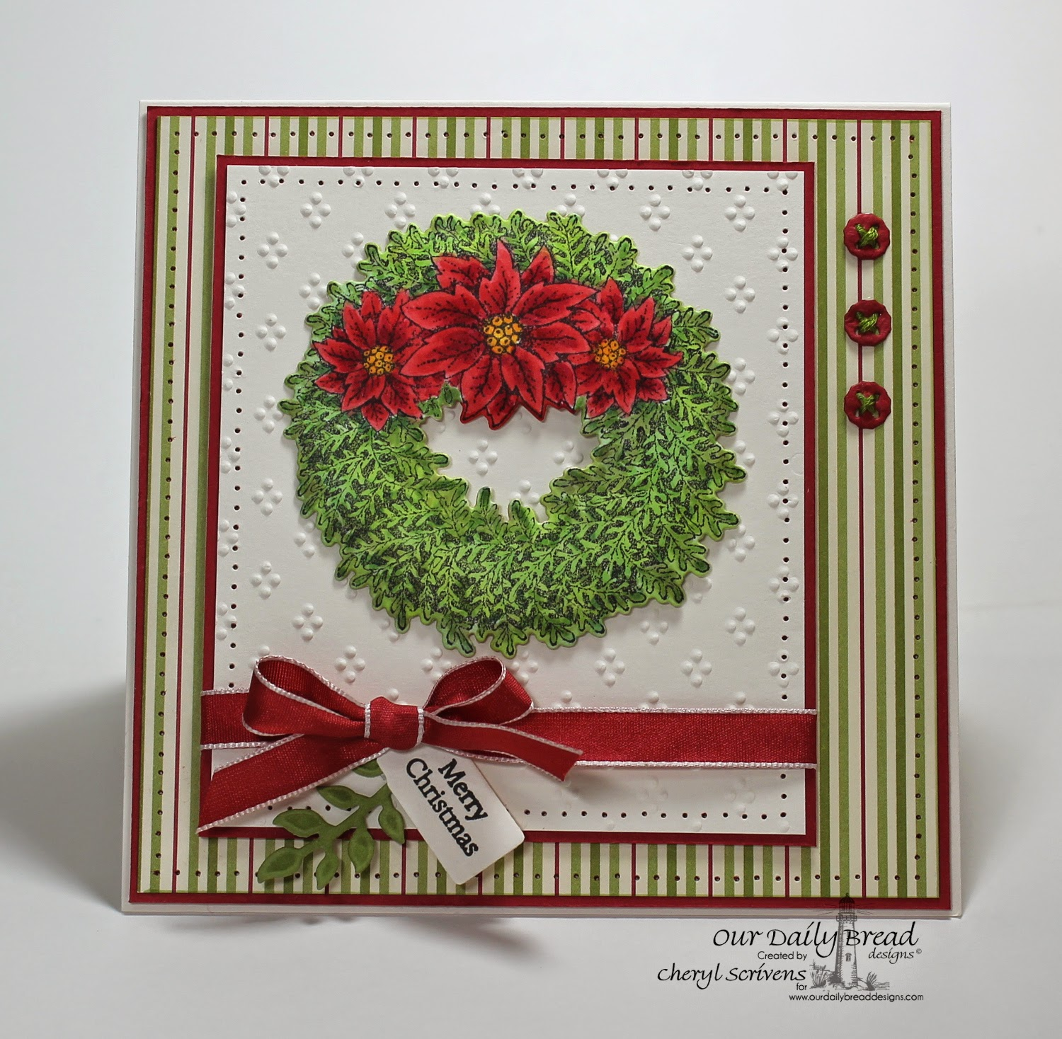 ... Wreath, Poinsettia Wreath dies, Mini Tag Sentiments, Mini