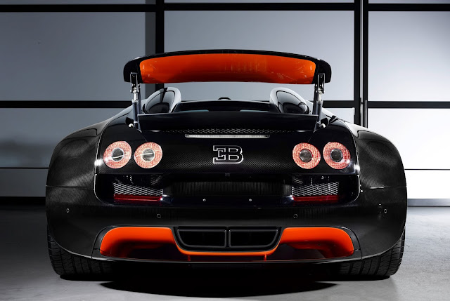 Bugatti Veyron Vitesse WRC