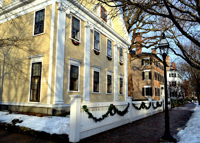 Mansions of Chestnut Street, Salem, Massachusetts