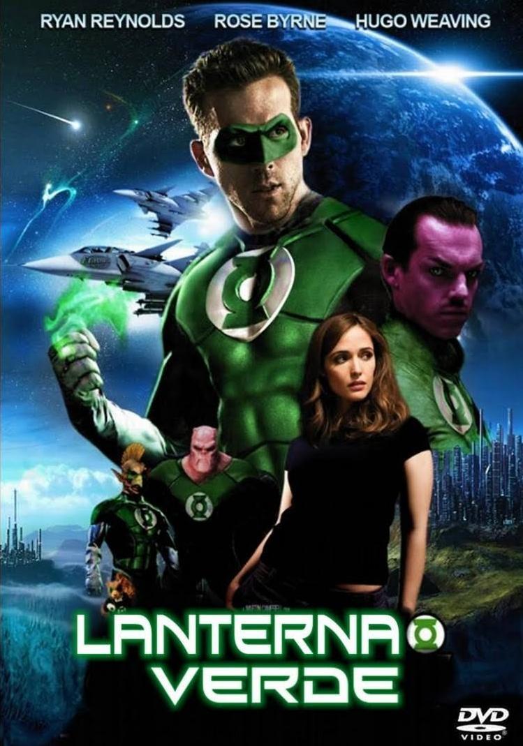 Lanterna Verde + Legenda