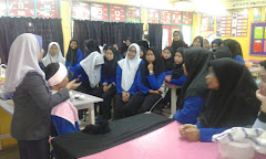 Program Kecantikan di SMKB Kota Tinggi