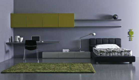 Modern Teenager Bedroom Design Ideas | Interior Design ...