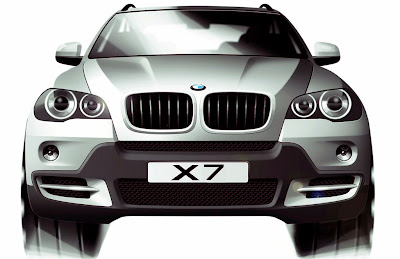 BMW x7 Picture 2012