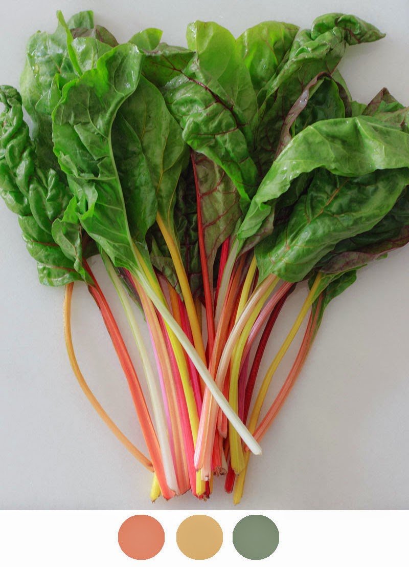swiss chard colour