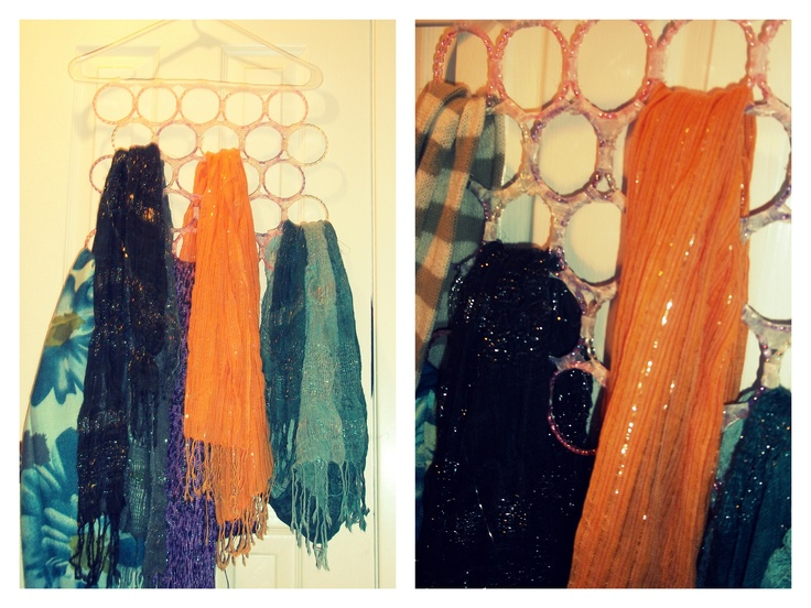 My life ♥ Ma vie: 1 project at the time.: DIY: Scarf ...