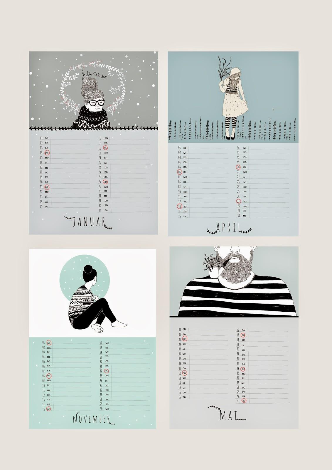 hellicopter kalender f r s neue jahr. Black Bedroom Furniture Sets. Home Design Ideas