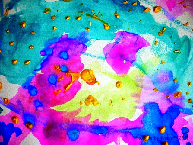 Abstract wall painting ideas for Abstract mural ideas