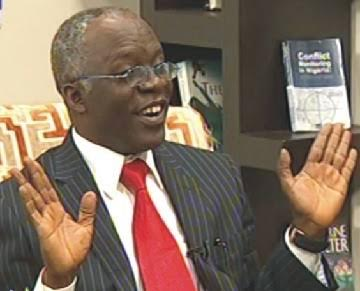 Falana drags all those indicted in arms deal scandal before ICC