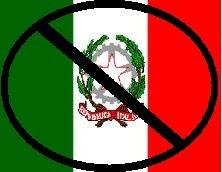La Repubblica Italiana, come L'Unità D'Italia è la negazione di Dio.
