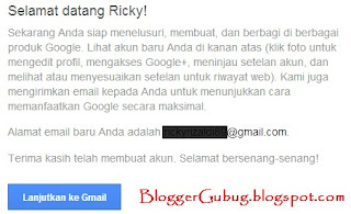 email google