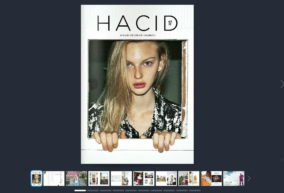 Czarnynoga w HACID MAG