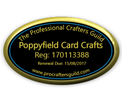 Proud To Be A Member Of The Professional Crafters Guild