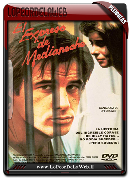 Expreso de medianoche (1978) BrRip 1080 Lat/Ing + Bso
