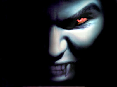 Scariest Faces Wallpaper With Red Eyes