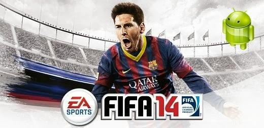 FIFA 14 de EA SPORTS para Android APK Español