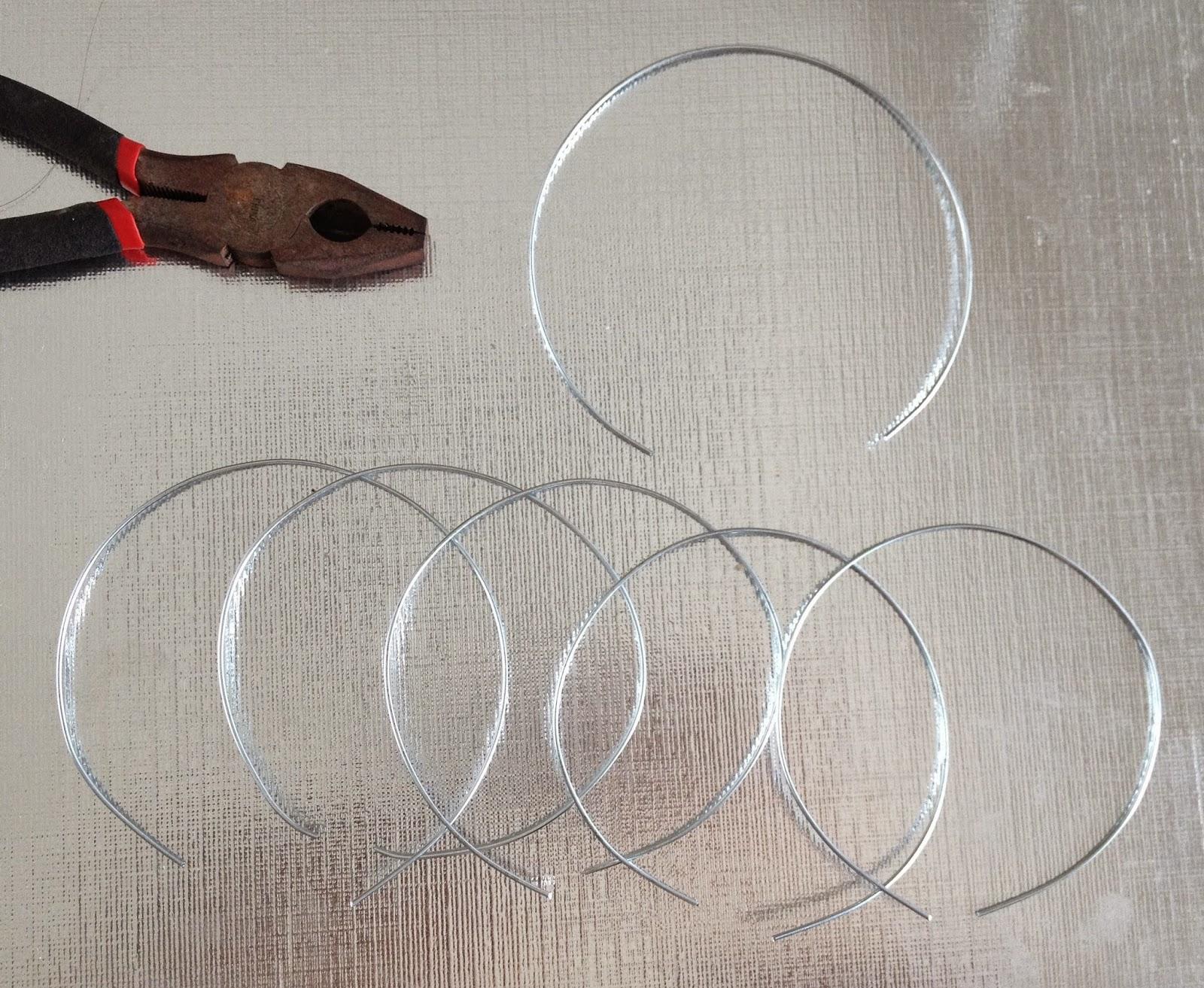 Ideashot c mo hacer esferas navide as con alambre - Alambre galvanizado manualidades ...