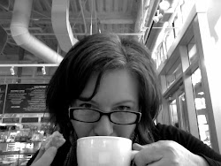 me and my latte' in Portland!