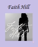 Verborgen winkel: Faith Hill