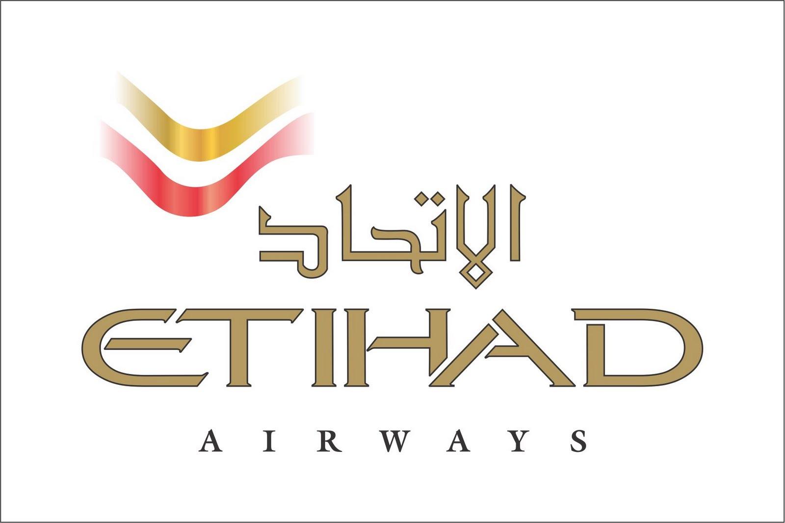 Logo Etihad Airways   Kumpulan Logo Vector Dan Free ...  Etihad Airlines Logo