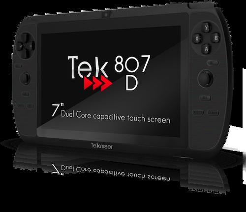 Tablet Tek807D