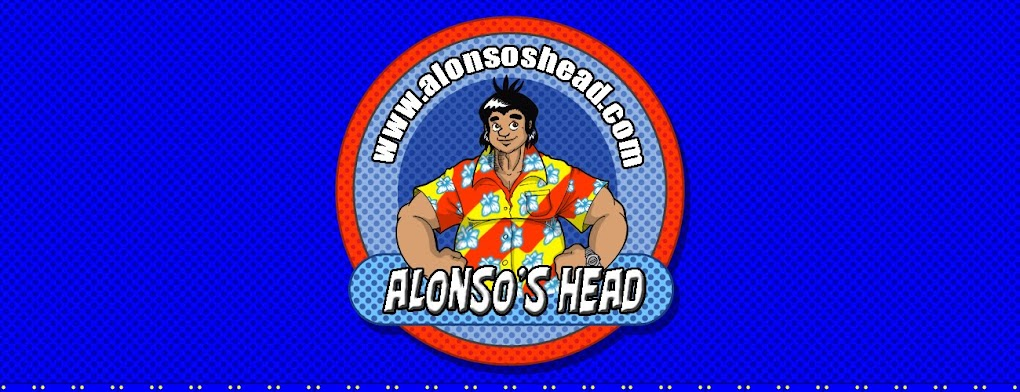 ALONSO'S HEAD