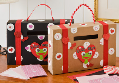 room mom 101 valentine card boxes