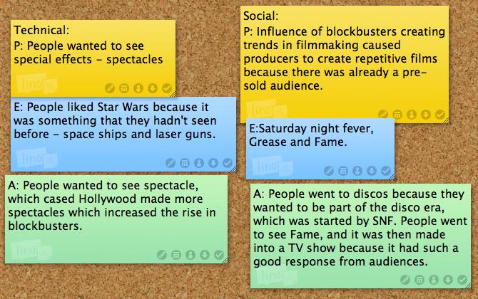 blockbuster case study answers
