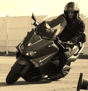 T-Max, em Ação, no Curso de Pilotagem 27 de Abril de 2014