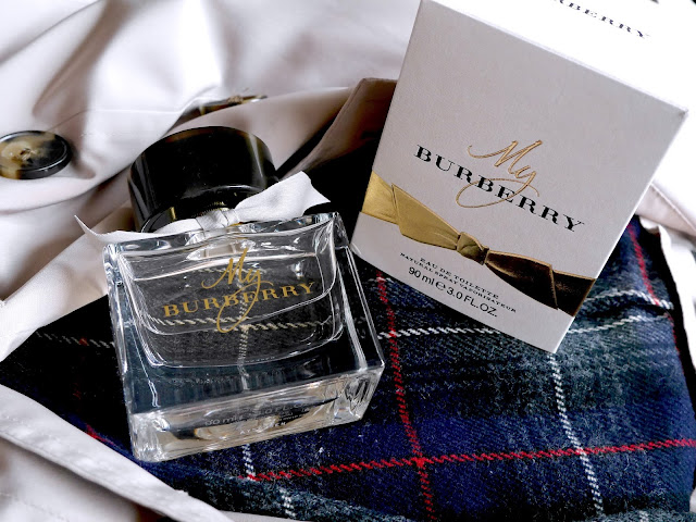 My Burberry Eau de Toilette perfume review