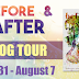 Blog Tour: Top Ten List + Giveaway: BEFORE AND AFTER by Nazarea Andrews