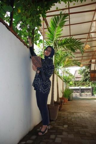 Meneliti Sirih di Yogyakarta, Marissa Grace Haque
