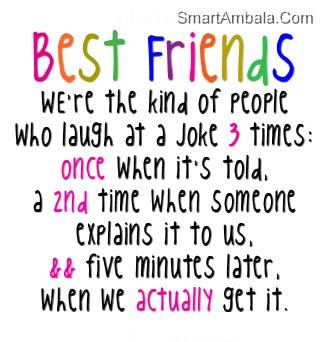 Best Friend Quo...