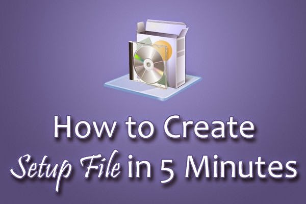 How-to-Create-Setup-File