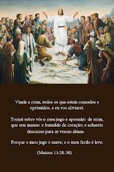 A MISSÃO DO *CRISTO*