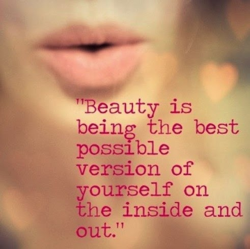 Unique Natural Beauty quotes/sty