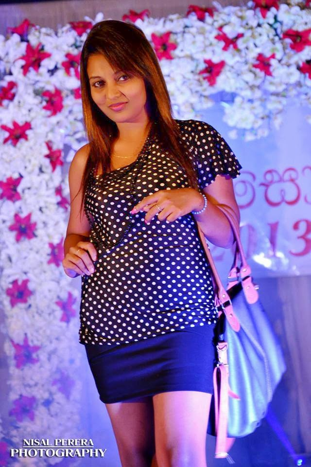 Shani Shenaya Wickremasinghe mini skirt