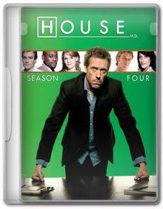 Dr. House 4ª Temporada Completa DVDRip RMVB Dublado