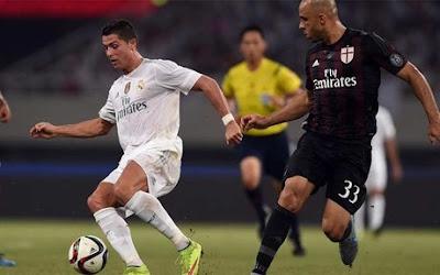 Cuplikan Gol Real Madrid 0 - 0 AC Milan